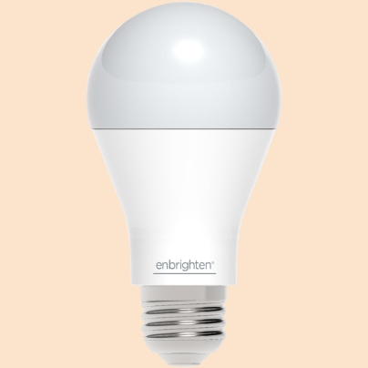 Auburn smart light bulb